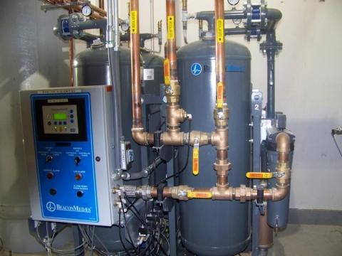 Lab Air Compressor